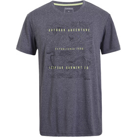 Icepeak Bancroft T-Shirt Heren, lead-grey